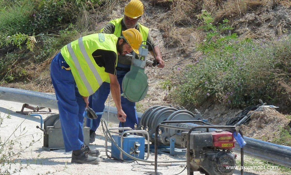 ПЕВП водопровод